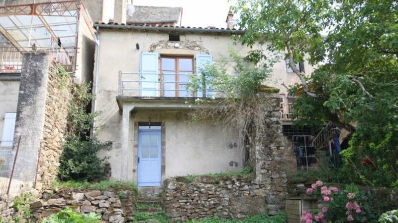 Sale house / villa Najac 116000€ - Picture 1