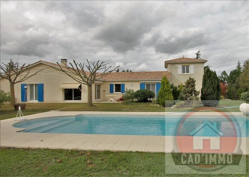 Sale house / villa Saussignac 320000€ - Picture 1