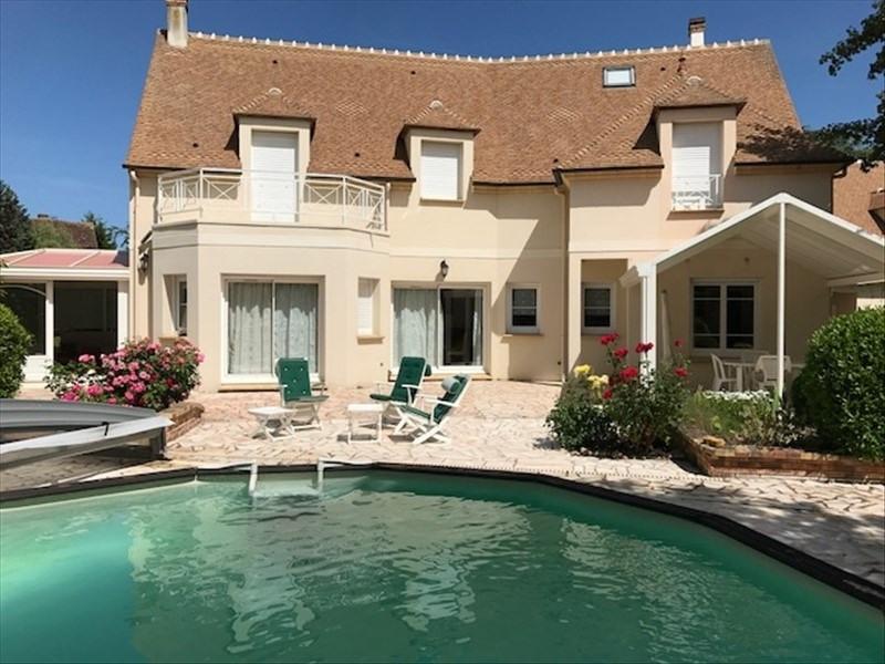 Deluxe sale house / villa Montfort l amaury 884000€ - Picture 5