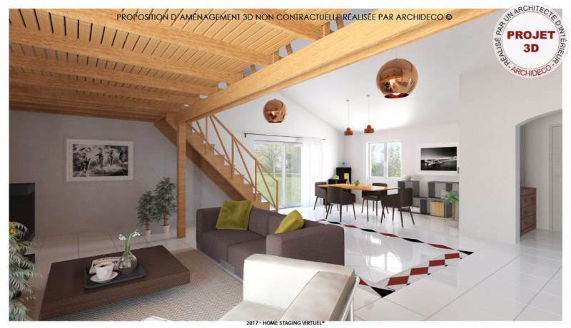 Sale house / villa Fontenilles 359000€ - Picture 3