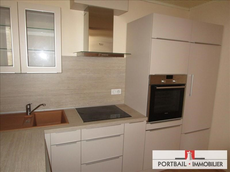 Rental apartment Blaye 550€ CC - Picture 1