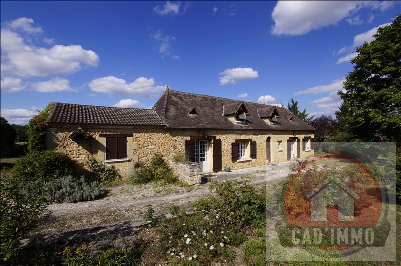 Vente maison / villa St capraise de lalinde 302000€ - Photo 1