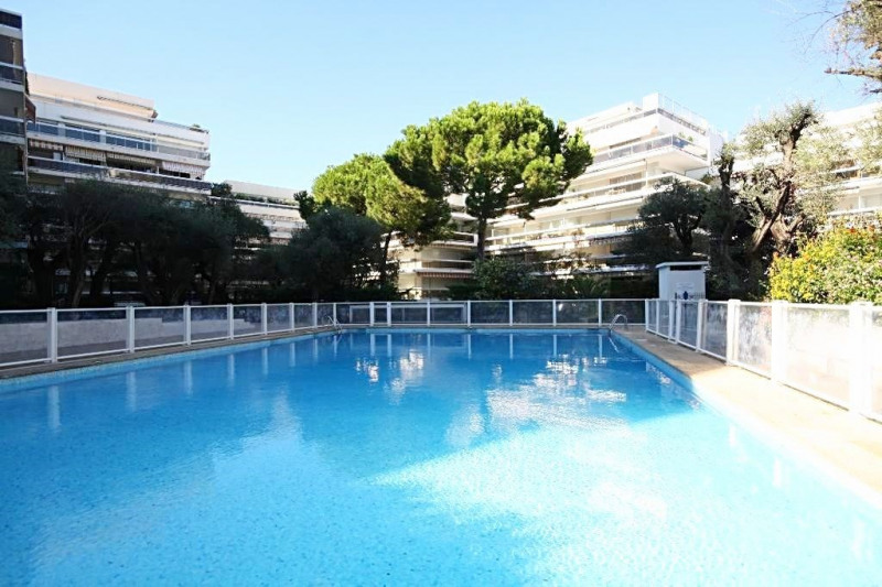 Vente appartement Juan-les-pins 260 000€ - Photo 1