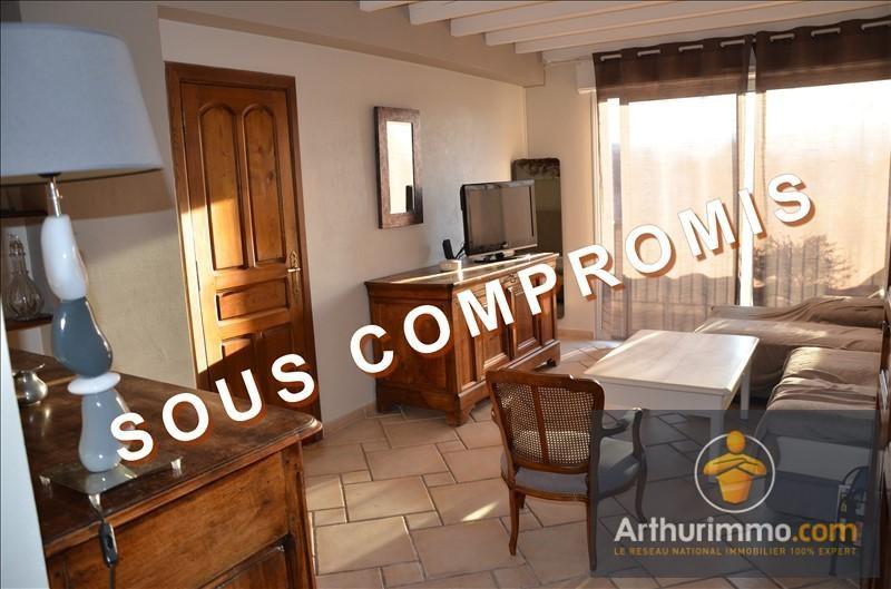 Sale apartment Davezieux 159000€ - Picture 1