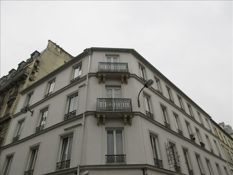 Sale apartment Paris 11ème 138 000€ - Picture 2