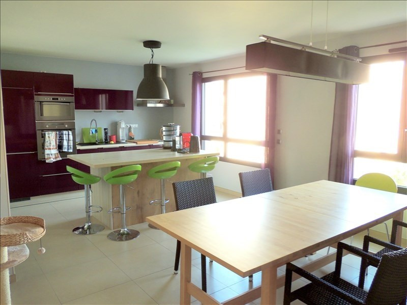 Vente appartement St genis pouilly 460 000€ - Photo 2