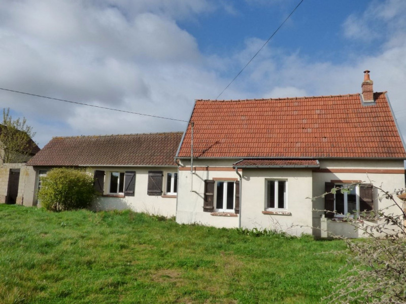 Vente maison / villa Tourny 119000€ - Photo 1