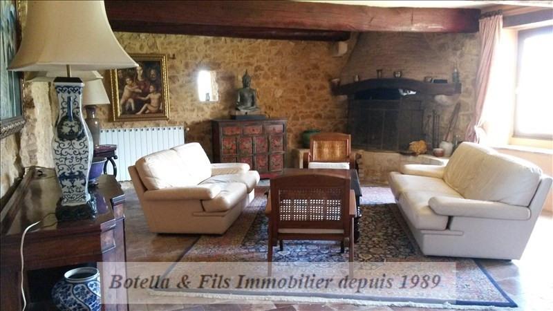 Verkauf von luxusobjekt haus Uzes 569000€ - Fotografie 4