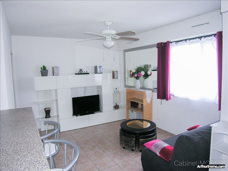 Sale apartment Antibes 105000€ - Picture 1
