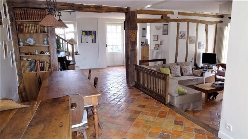 Sale house / villa St martin la garenne 518000€ - Picture 3