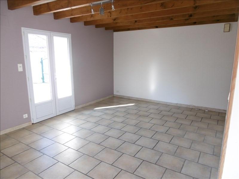 Vente maison / villa Frontenay rohan rohan 137800€ - Photo 3