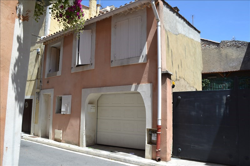 Vente maison / villa Monteux 159 000€ - Photo 1