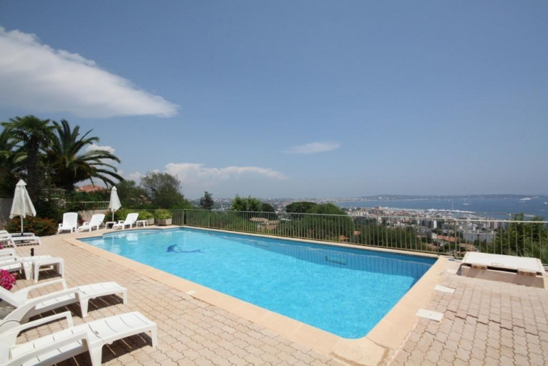 Vente appartement Le golfe juan 720 000€ - Photo 2