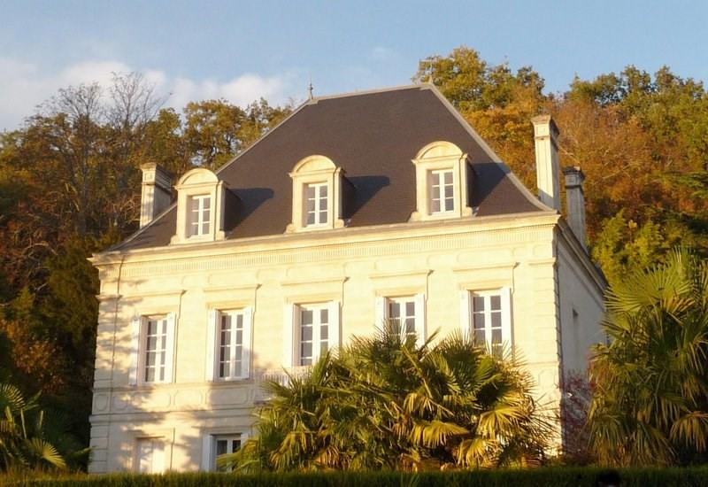 Deluxe sale house / villa Quinsac 982000€ - Picture 1
