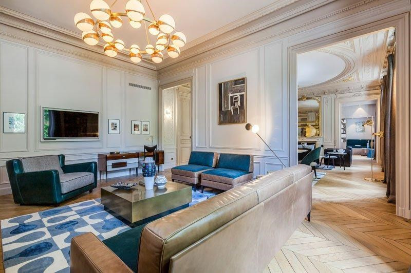 Immobile residenziali di prestigio appartamento Paris 7ème 5500000€ - Fotografia 3
