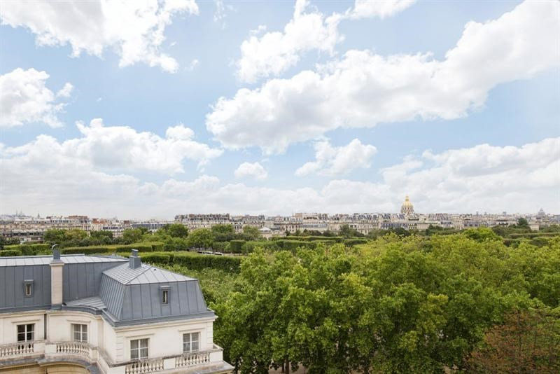 Venta de prestigio  apartamento Paris 7ème 2850000€ - Fotografía 2