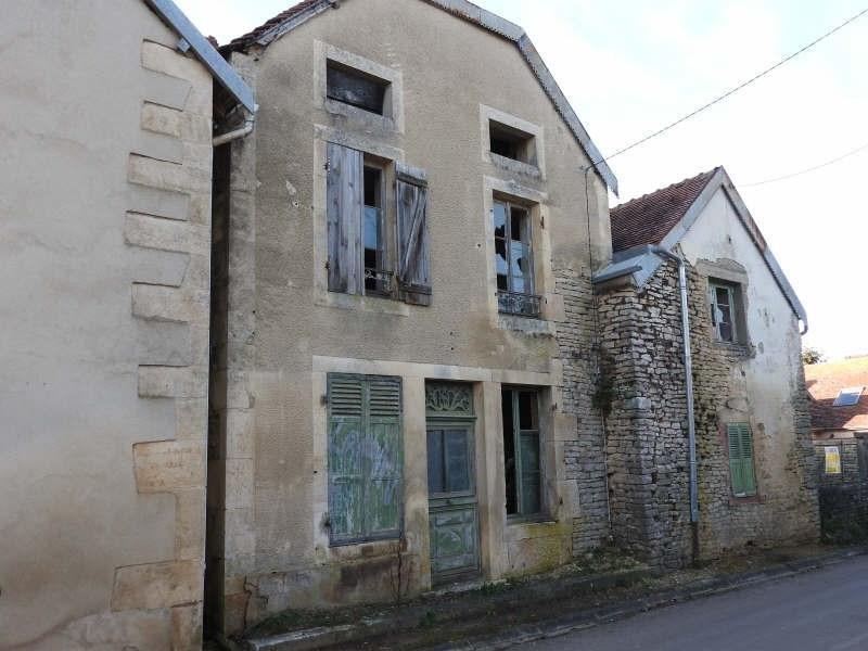 Sale house / villa Entre chatillon/montbar 11000€ - Picture 1