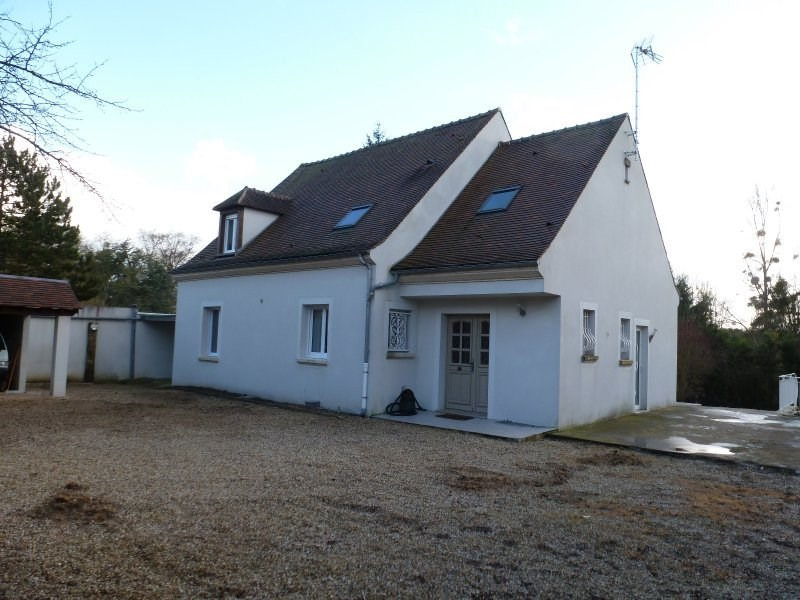 Location maison / villa Borest 1725€ CC - Photo 1
