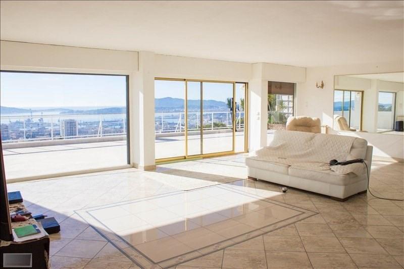 Deluxe sale apartment Toulon 690000€ - Picture 3