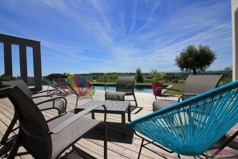 Deluxe sale house / villa Montgiscard secteur 698000€ - Picture 2