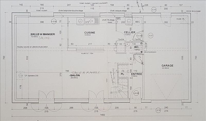 Sale house / villa Argent sur sauldre 215000€ - Picture 4