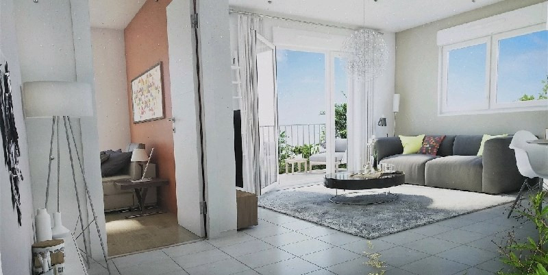 Sale apartment Ecully 275 000€ - Picture 6