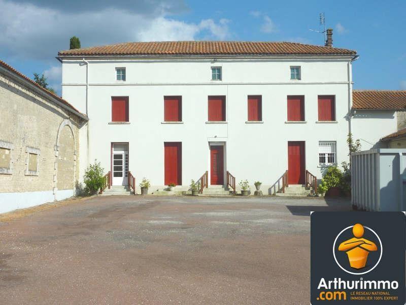 Sale house / villa Aigre 234000€ - Picture 1