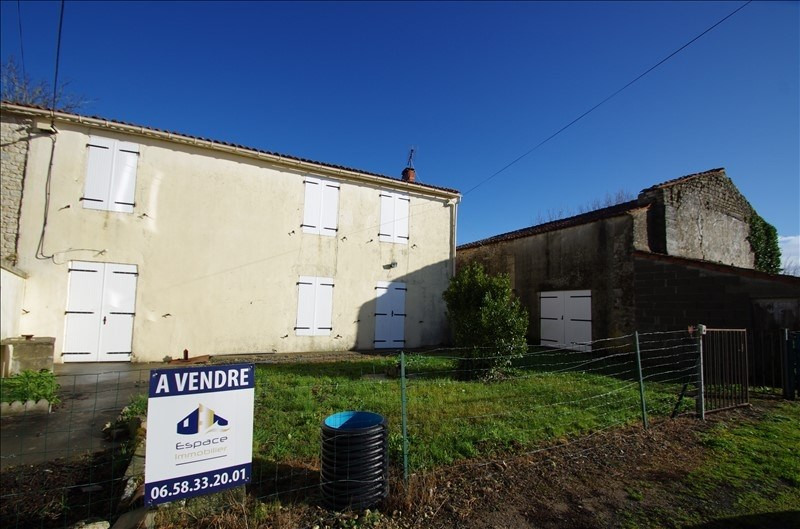 Sale house / villa Ardillieres 77 500€ - Picture 1