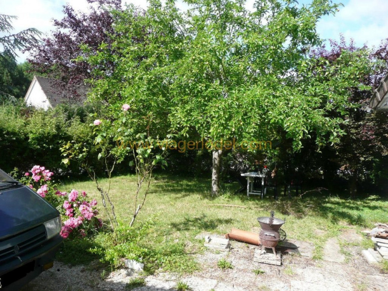 Life annuity house / villa Varennes jarcy 40000€ - Picture 8