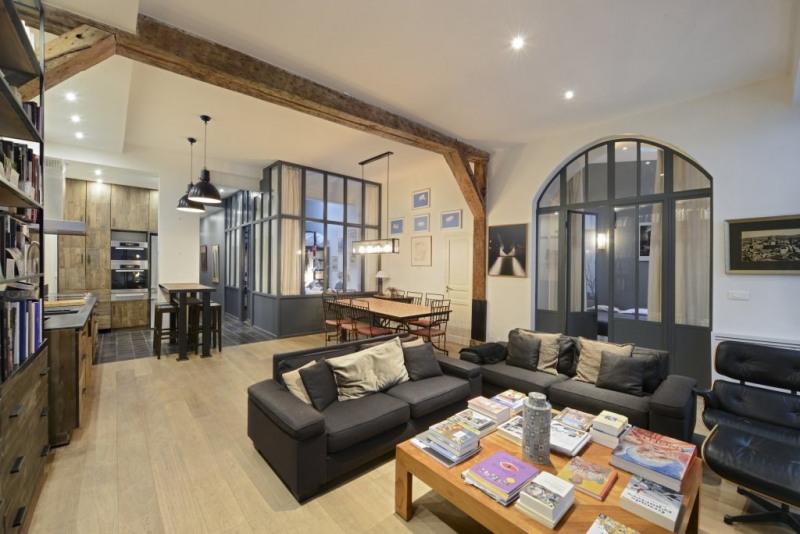 Vente de prestige appartement Paris 2ème 1680000€ - Photo 3