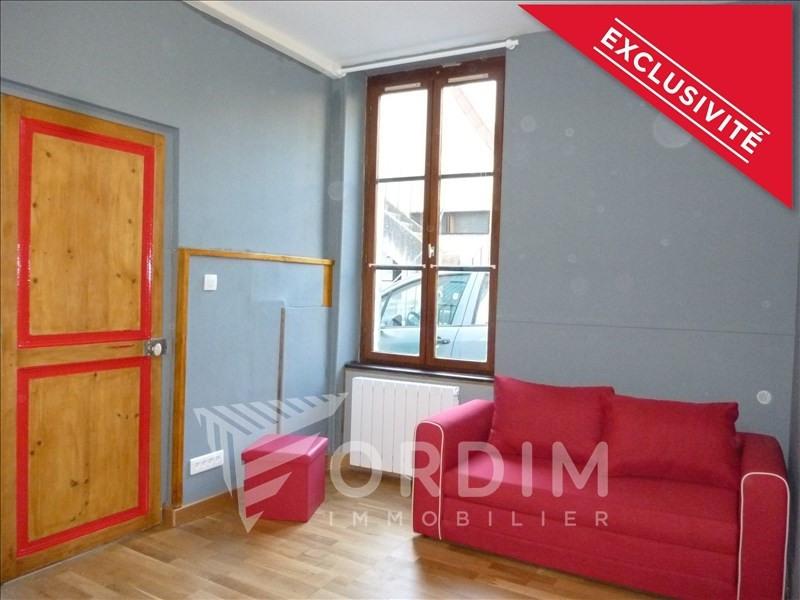Sale apartment Auxerre 67000€ - Picture 1
