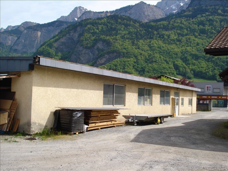 Vente local commercial Sallanches 550 000€ - Photo 1