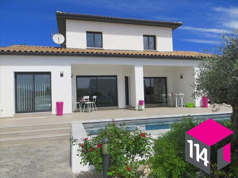 Deluxe sale house / villa Valergues 530 000€ - Picture 1