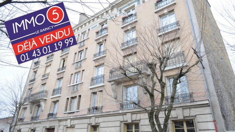 Vente appartement Le raincy 237 000€ - Photo 1