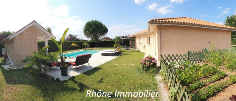 Maison plain pied 120 m² Villette D'Anthon