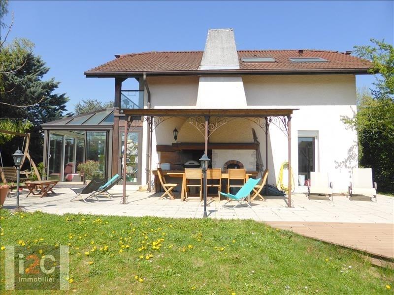 Affitto casa Ornex 3500€ CC - Fotografia 11
