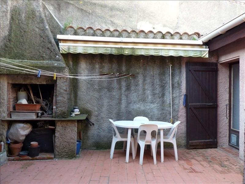 Vente maison / villa Boujan sur libron 158000€ - Photo 1
