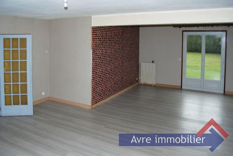 Vente maison / villa Verneuil d avre et d iton 168000€ - Photo 2