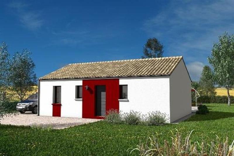 Maison  3 pièces + Terrain 400 m² Fenouiller par maisons PRIMEA
