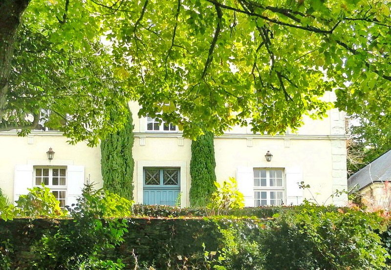 Deluxe sale house / villa Angers 15 mn nord 760000€ - Picture 2