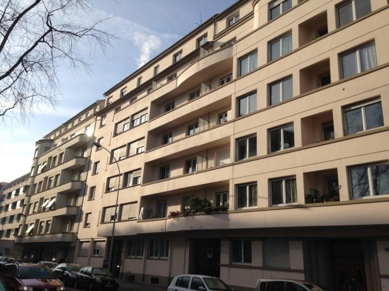 Vermietung wohnung Strasbourg 636€ CC - Fotografie 1