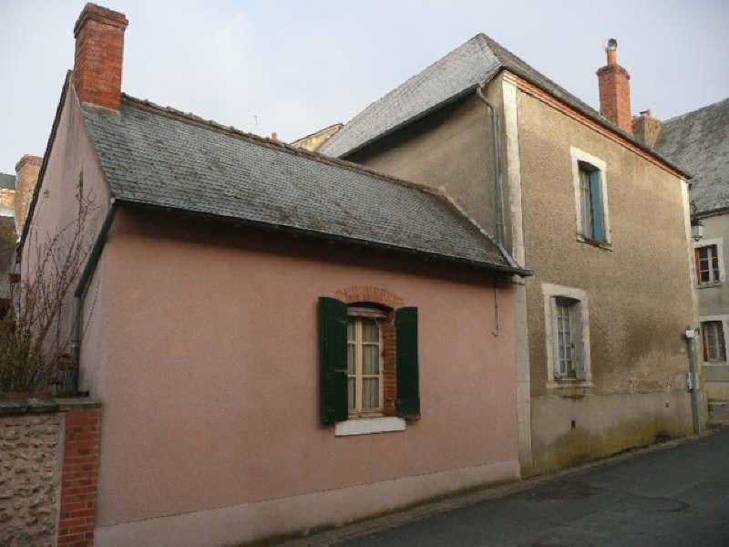 Sale house / villa Ivoy le pre 35000€ - Picture 2