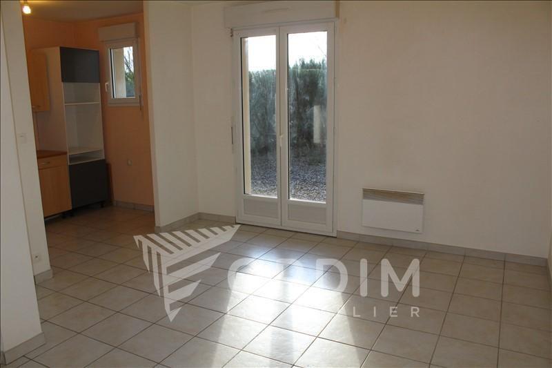 Rental apartment Auxerre 470€ CC - Picture 2