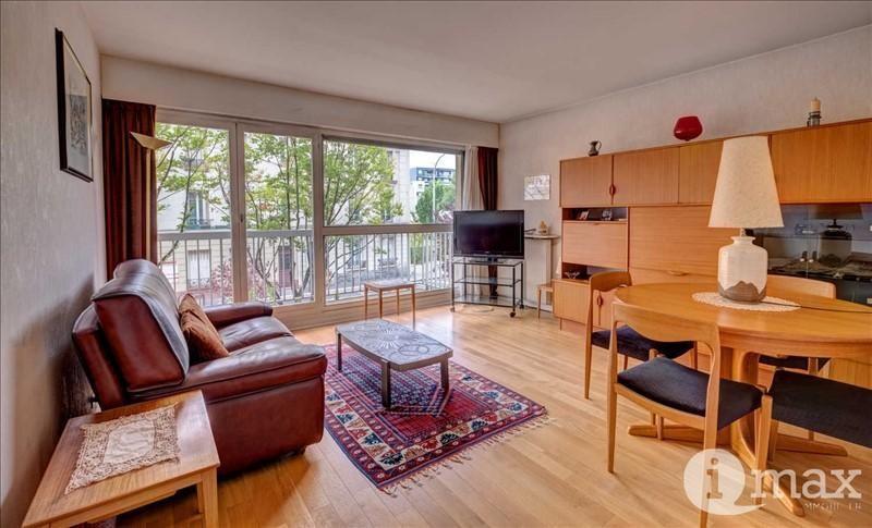 Sale apartment Courbevoie 435000€ - Picture 1