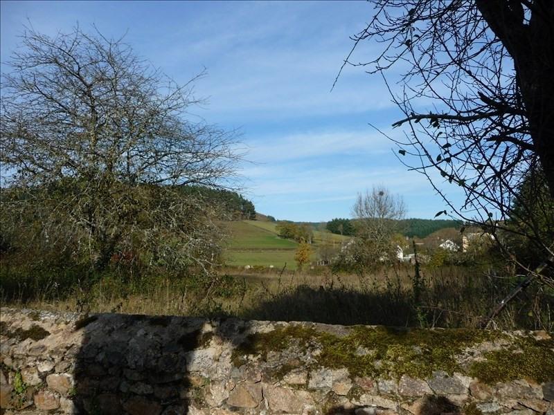 Vente terrain Autun 103000€ - Photo 1