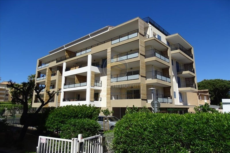 Sale apartment Sainte maxime 454 500€ - Picture 1
