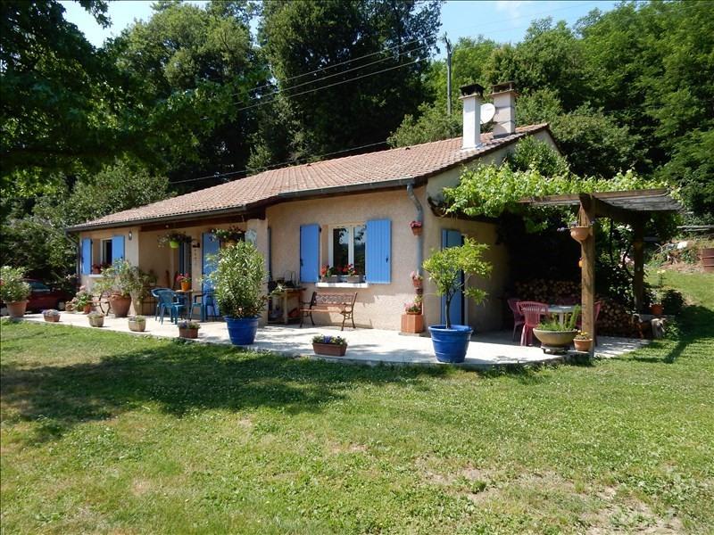 Vente maison / villa Monsteroux milieu 199000€ - Photo 1