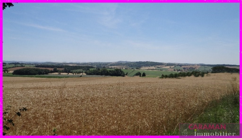 Vente terrain Caraman  secteur 54 000€ - Photo 1