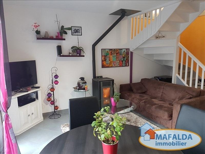 Vente appartement Magland 195000€ - Photo 1