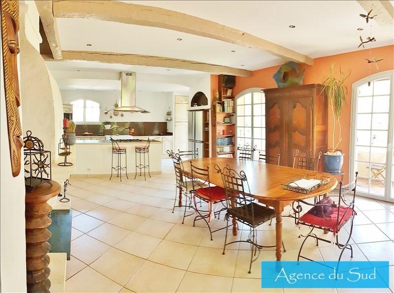 Vente de prestige maison / villa Roquevaire 584000€ - Photo 7